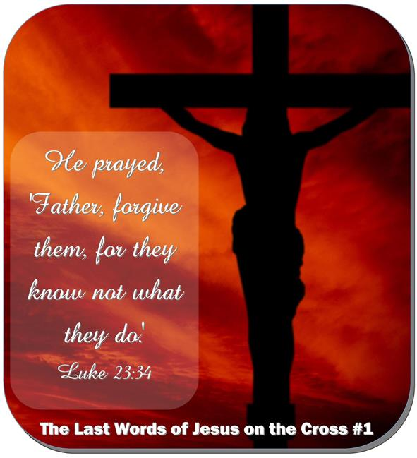 Last words of Jesus