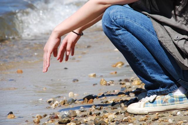 Walking without stumbling